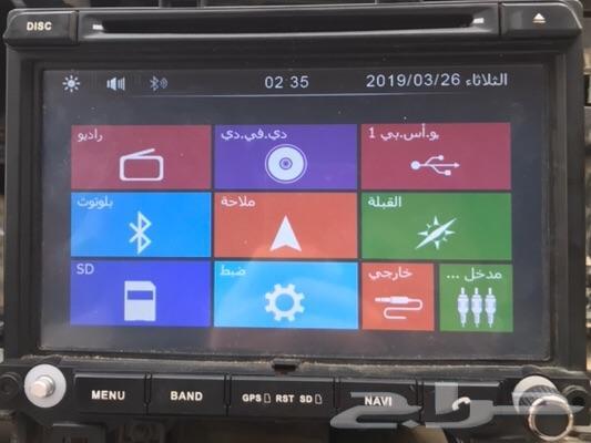 شاشة سوناتا 2017 نظام اندرويد