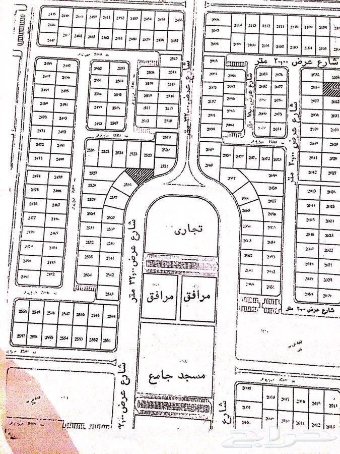 ارض للبيع مخطط ولي العهد 9 ب