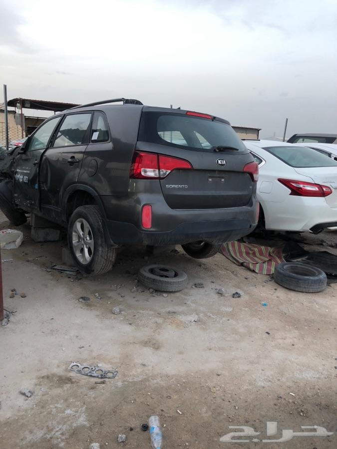 تشليح فهد الدوسري لبيع جميع قطع السيارات