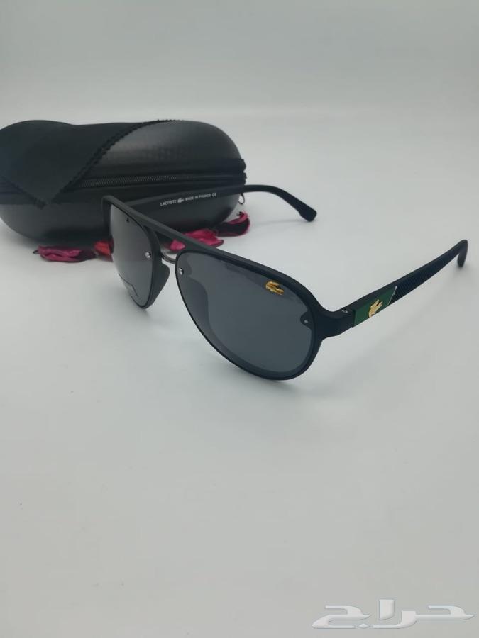 d1b60839232b2 نظارات شمسيه تقليد ماركه ب 90ريال