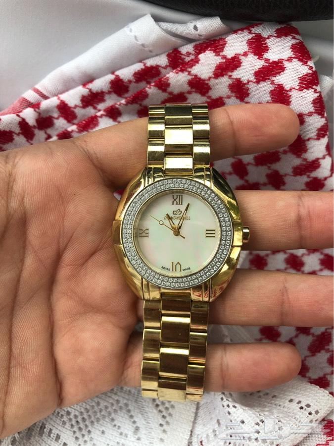 للبيع ساعة ماركة