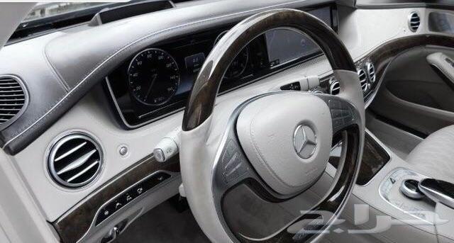 مرسيدس S550