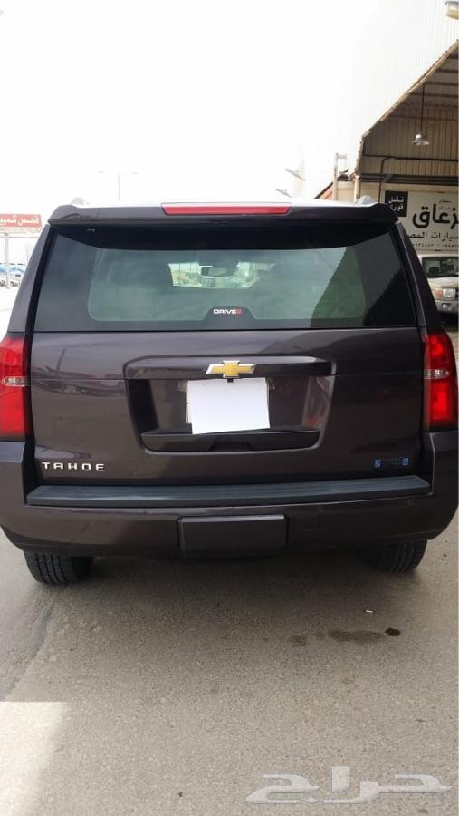تاهو LT2  موديل 2017  سعودي دبل (تم البيع)