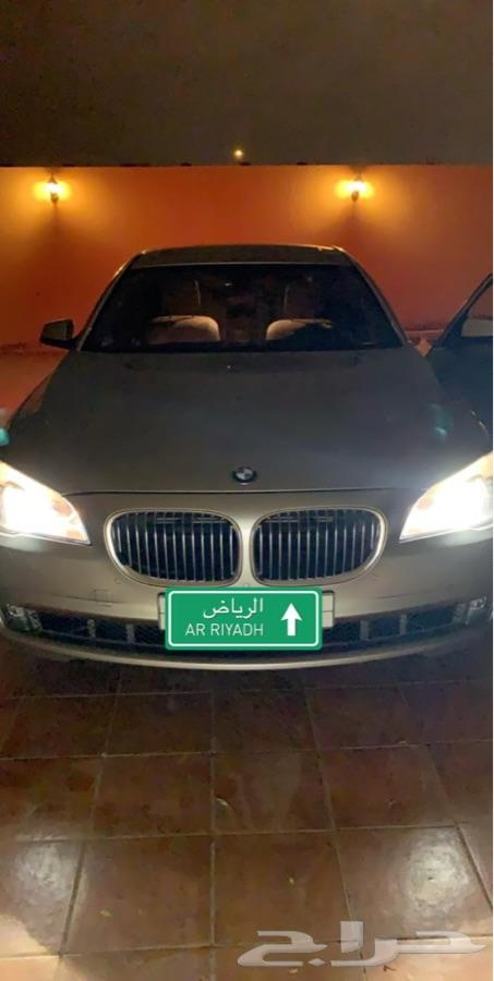 بي ام دبليو 2012 الرياض