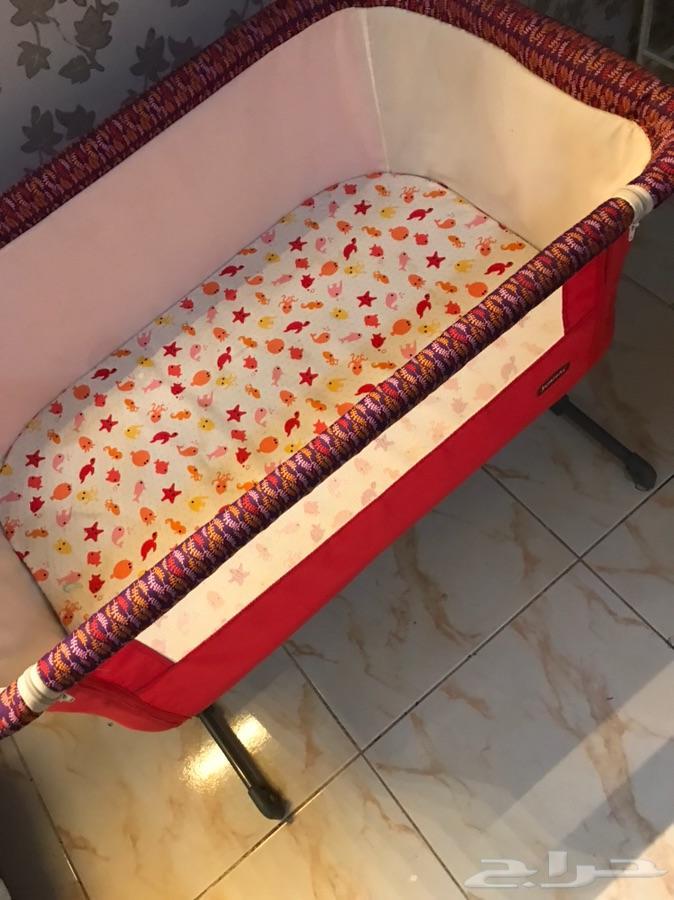 سرير اطفال ماركة جونيور