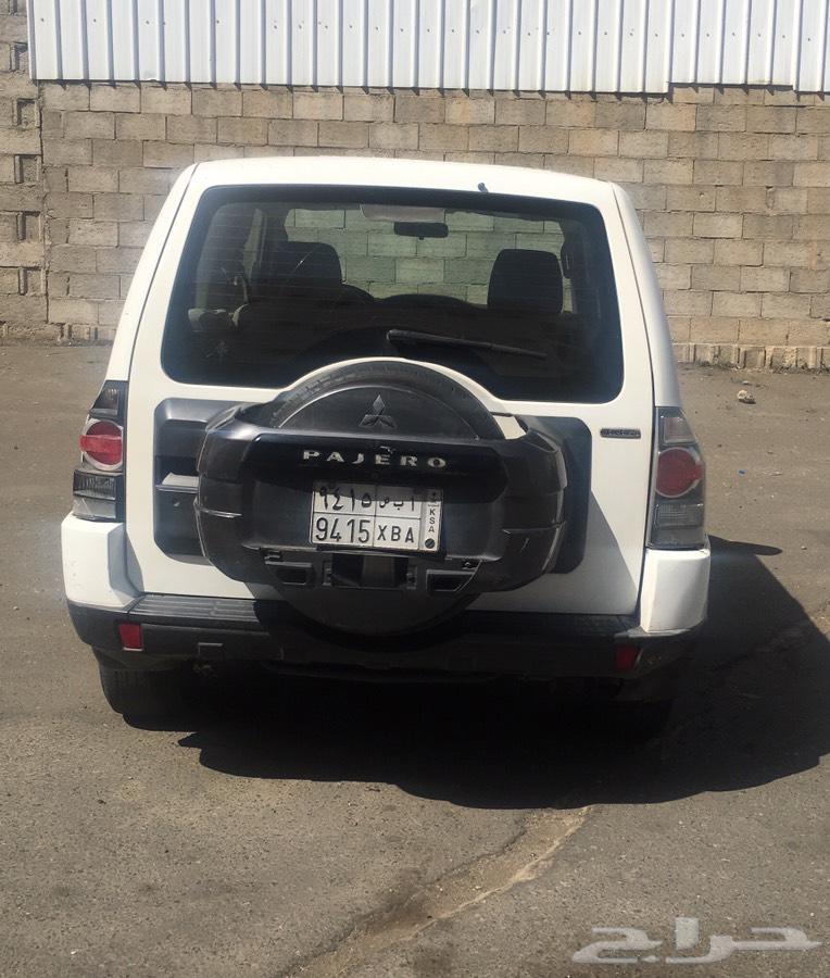 للبيع باجيرو ربع 2008