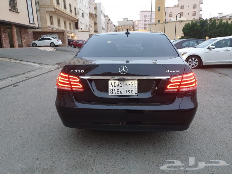 2014 مرسدس E350 فقط 86 الف ريال في جدة
