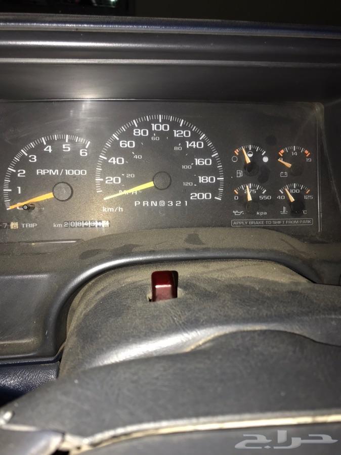 جمس 454. 2500cc  1997