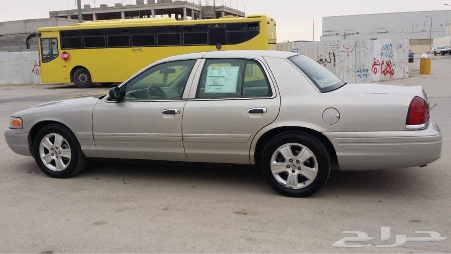 للبيع فورد كراون فكتوريا 2007 سعودي