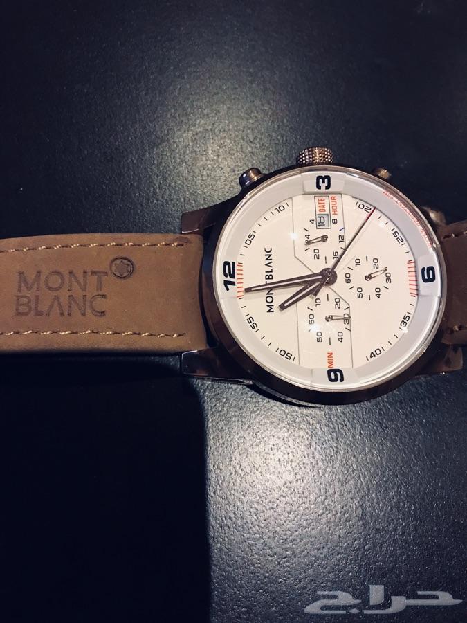 642684707 ساعة Mont Blanc أنيقة