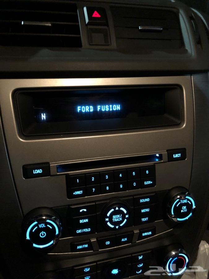 كيف اشغل راديو فورد فيوجن 2010 اذا علق
