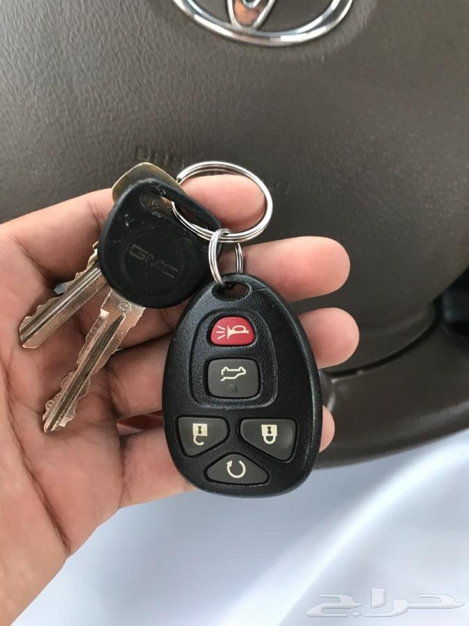مفتاح وريموت جمس يوكن للبيع