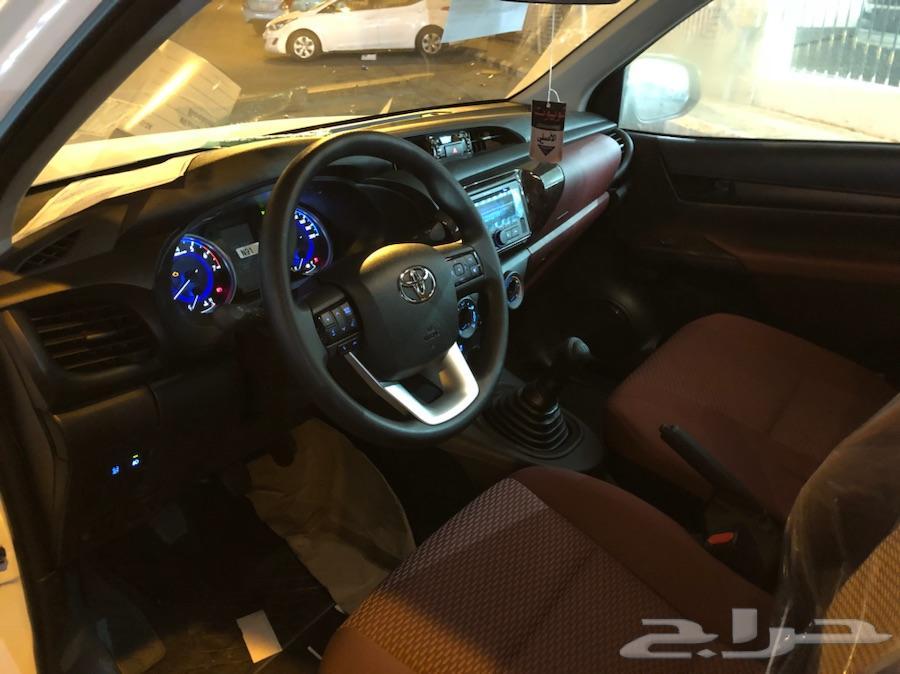 هايلكس 2019 GLX طيس سعودي أفضل سعر