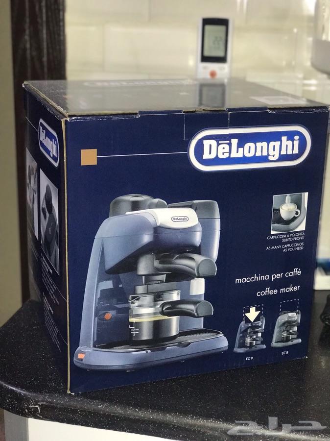 صانعة القهوة ديلونجي