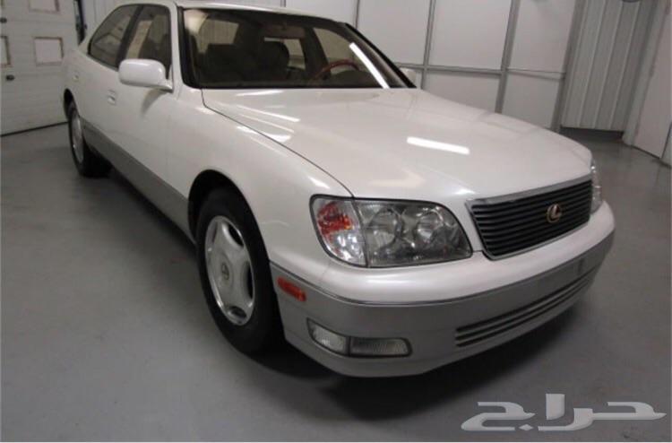 لكزس LS400 سعودي