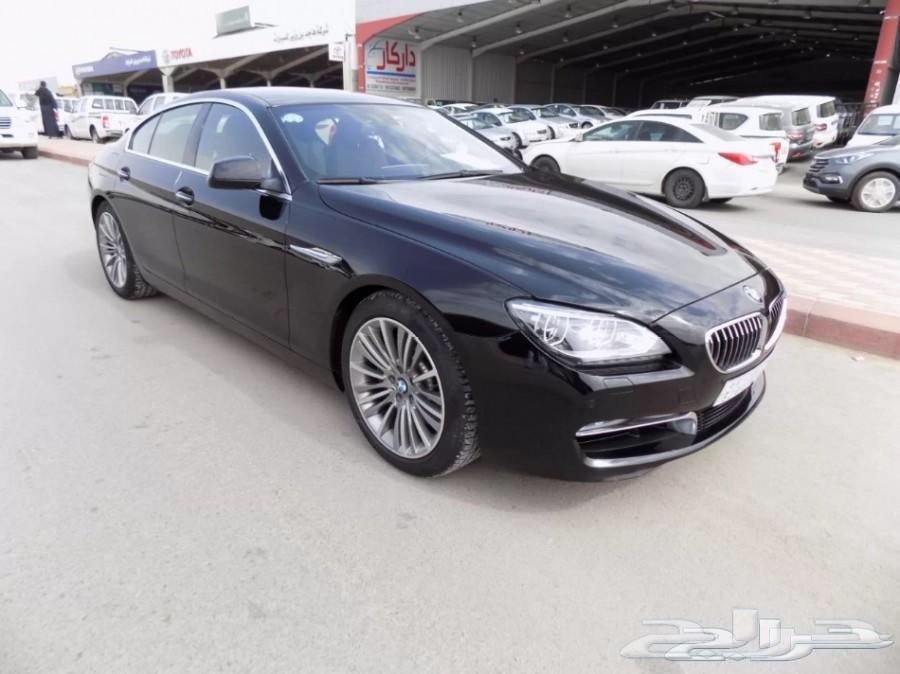 بي ام دبليو  BMW640i فل كوبي. 2014