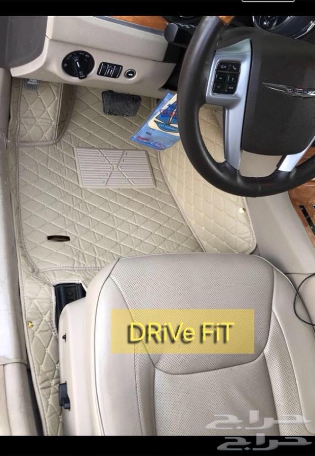 دعاسات جلد للارضيارات السيارات DRiVe FiT