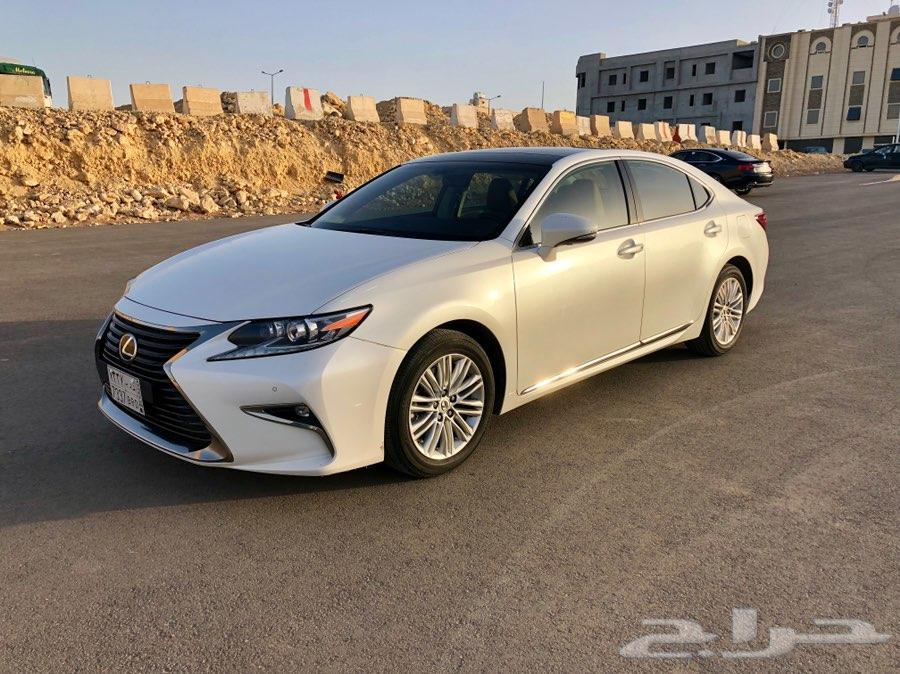 لكزس 2018 CC 350 ES سعودي الممشى43الف