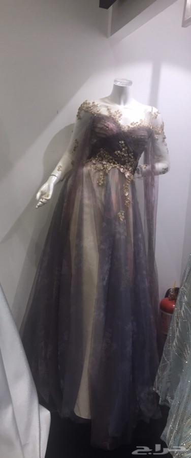 eea771012bb35 جده - فستان سهرة مقاس m
