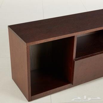 مرايه وطاولة تلفزيون هوم سنتر جديدة
