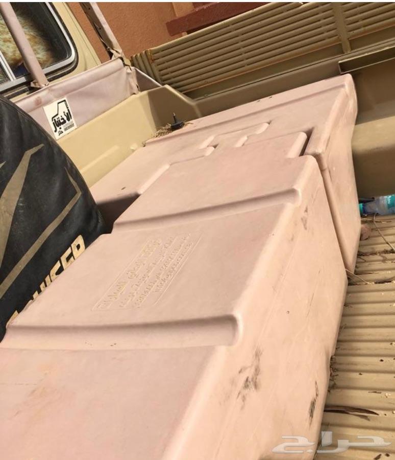 تانكي شاص فايبر وارد الوطني 250 لتر