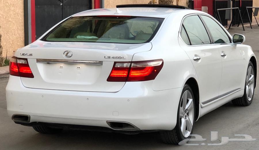 لكزس LS460L امريكي 2007 (( تم البيع ))