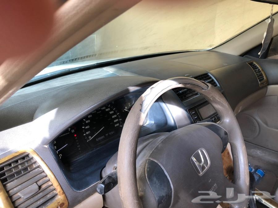 سياره هوندا أكورد 2006 للبيع