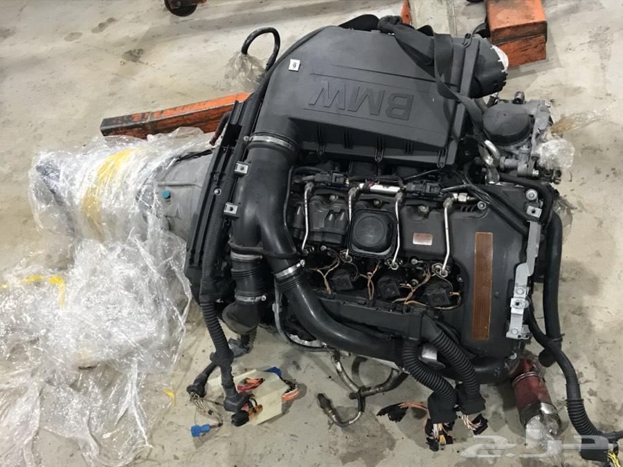 ماكين BMW  حجم740 وارد