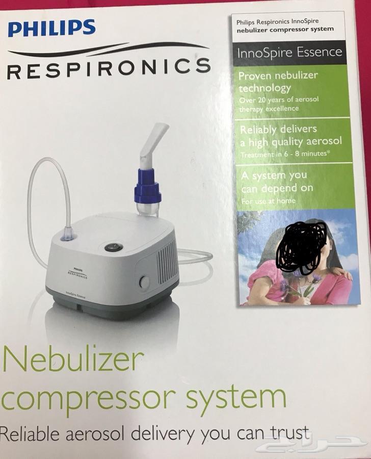 جهاز فليبس بخار تنفس صناعي لمرضى الربو