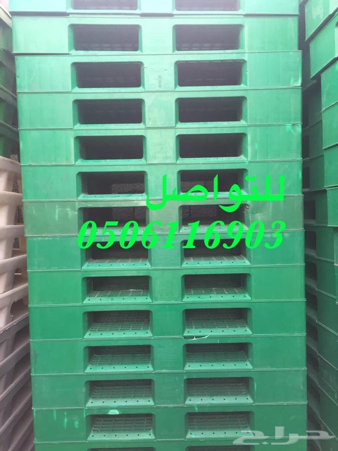 rlm Plastic pallets  Used as new for sale