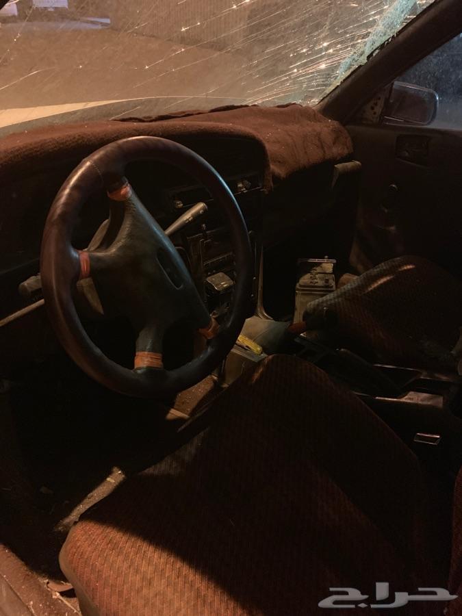 سيارة كرسيدا 94 تشليح