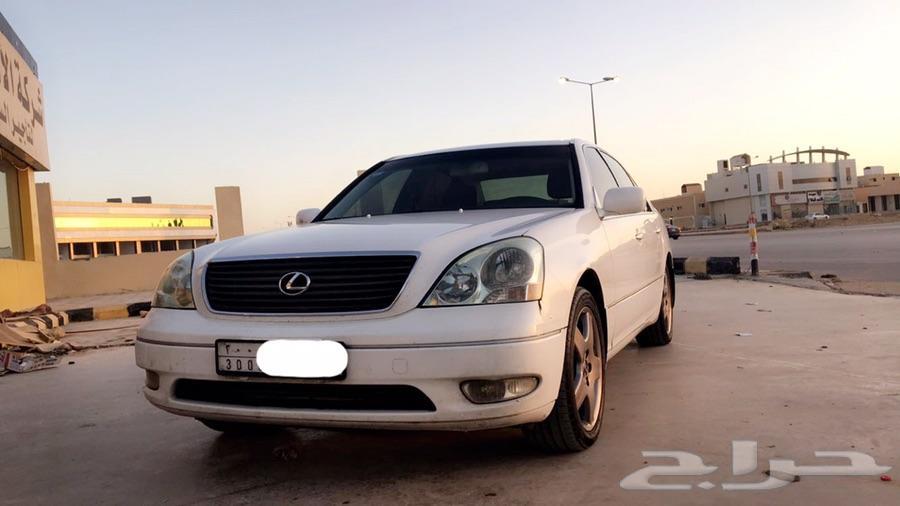 الرياض -   لكزس-2002- 430 Ls