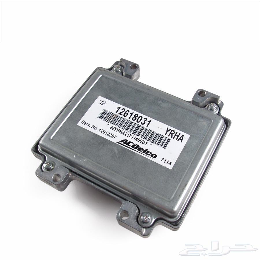 كمبيوتر GMC Chevrolet 2008-2012