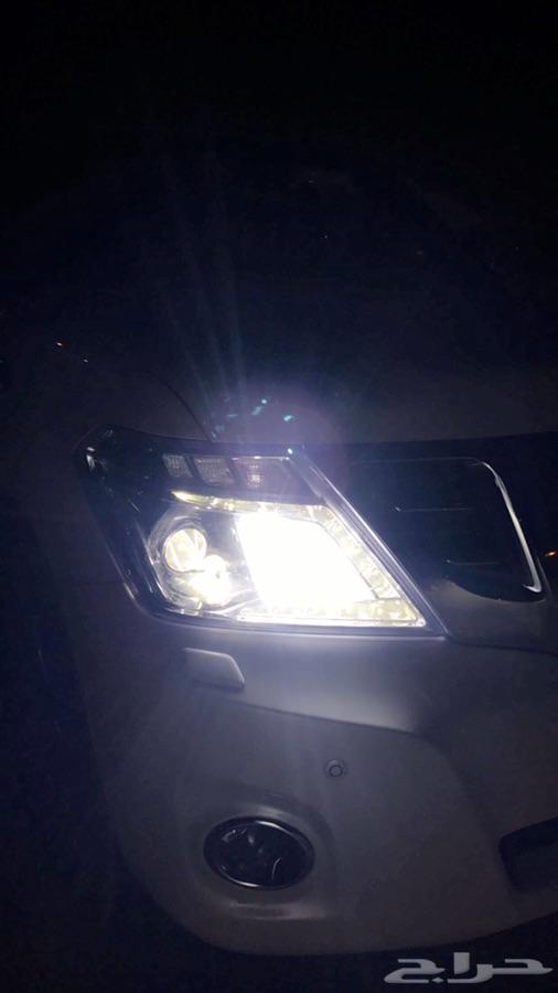 نور عالي ابيض ع البلاتنيوم LED
