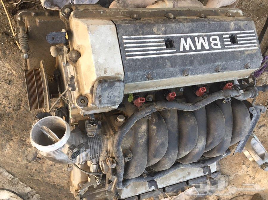 مكينة BMW محرك بي ام دايليو الطائف