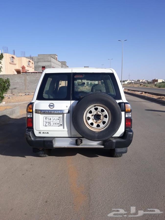 جيب ربع نيسان موديل 2006م ماشي 220