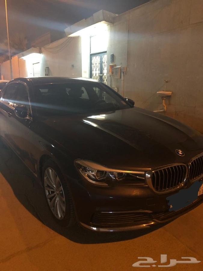 ( BMW 730) موديل 2017 للبيع