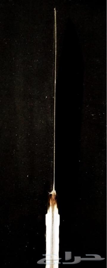 سكين صيد الماني اوكابي كاربون ستيل حفر