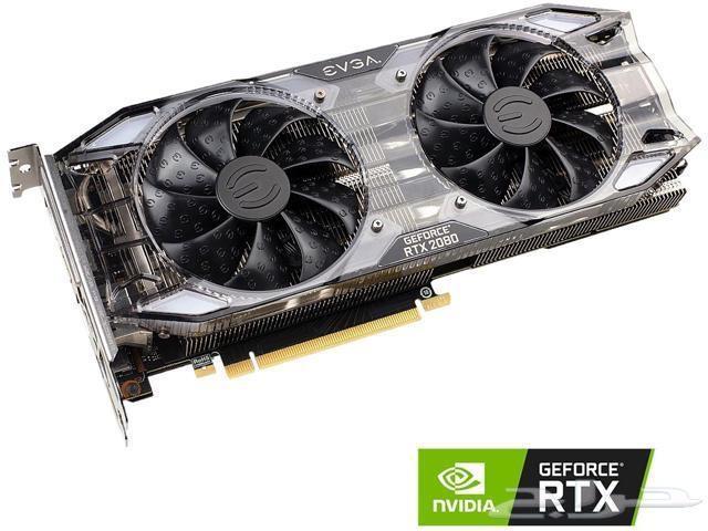 EVGA Nvidia RTX 2080