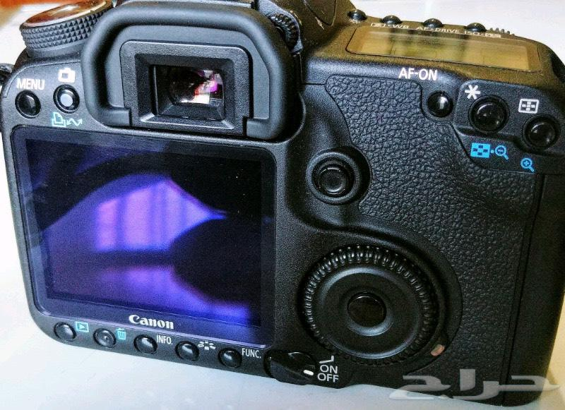 كاميرا كانون 50 D للبيع
