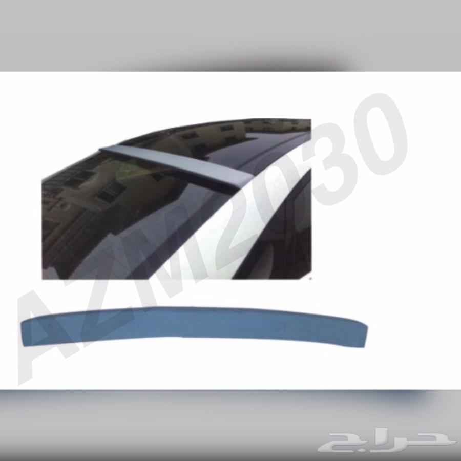جناح وجناح سقف للسيارات