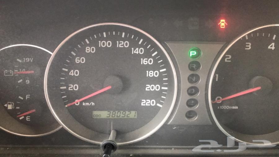 لاندكروزر 2003 GXR