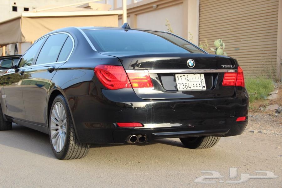 BMW 730LI فل كامل