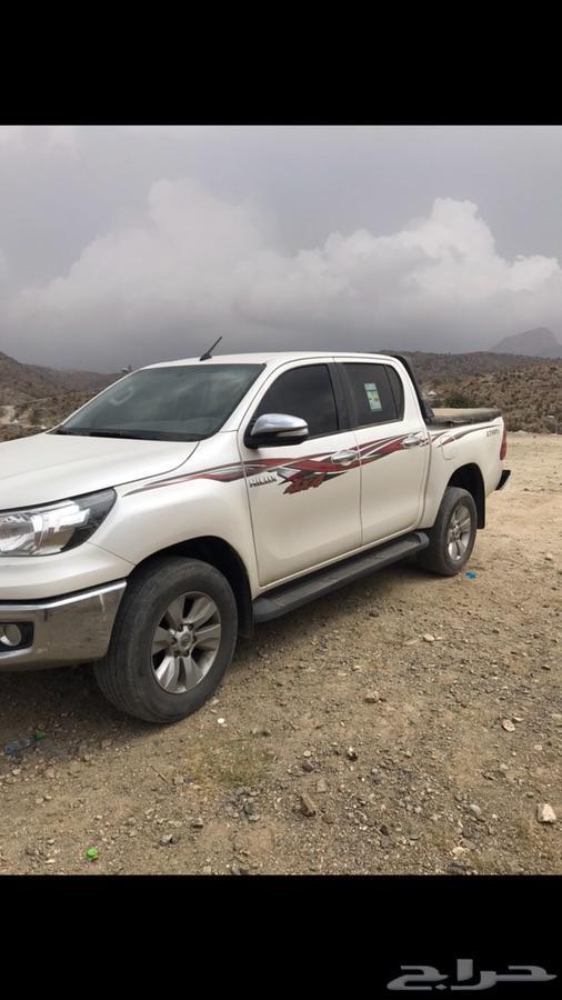الرياض - هايلكس دبل 2016 خليجي