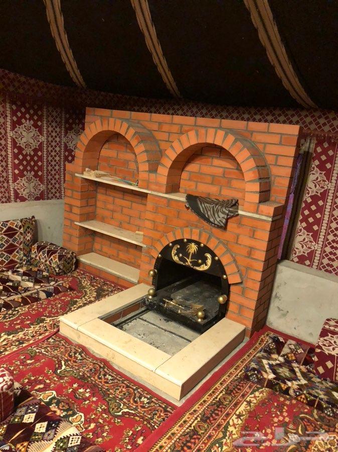 مخيم فاخر قسمين العاذريه عرض رمضان 350