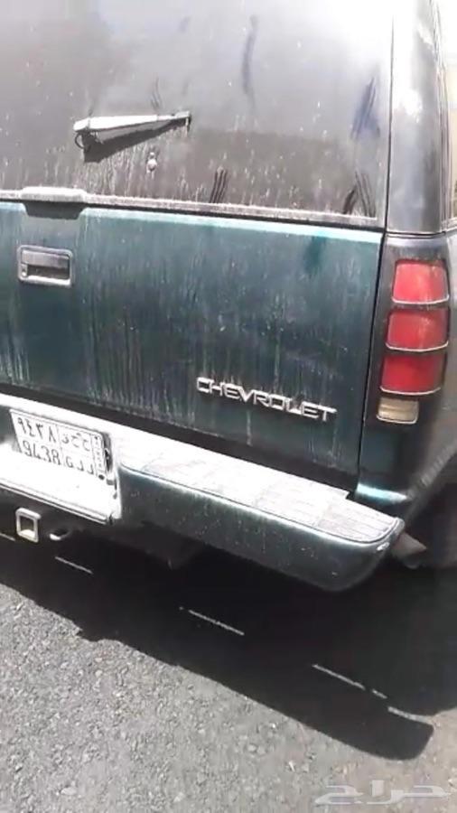 مكه - سيارة تاهو أمريكي