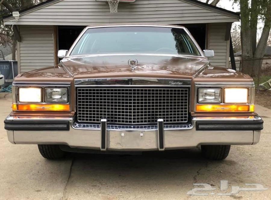 Cadillac - Fleetwood - 1987