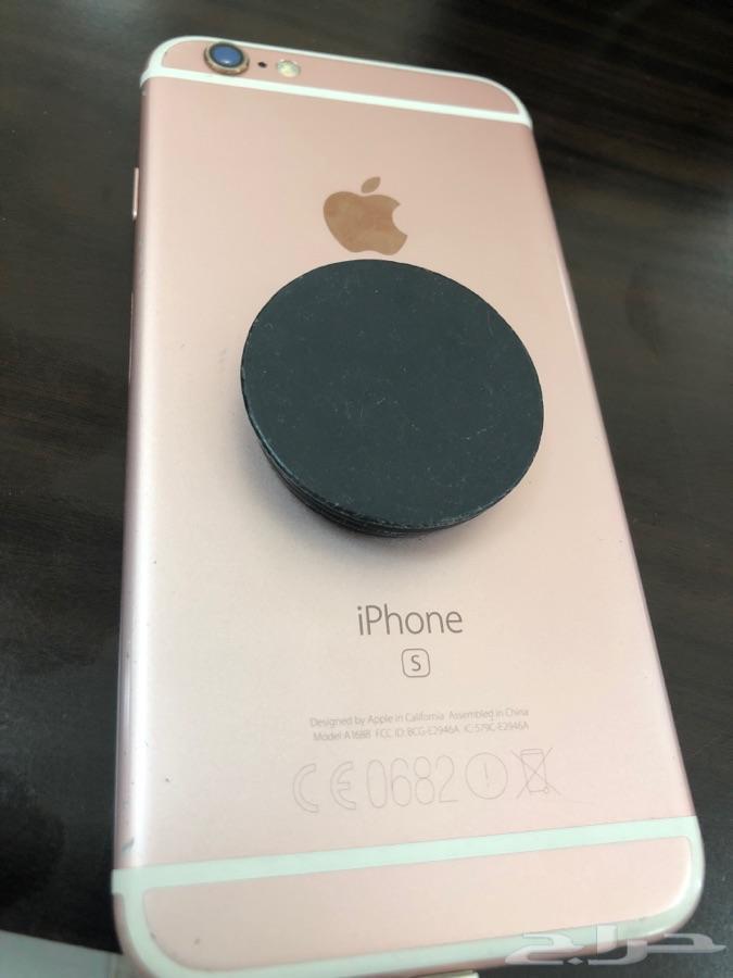 جده - ايفون 6s لون روز