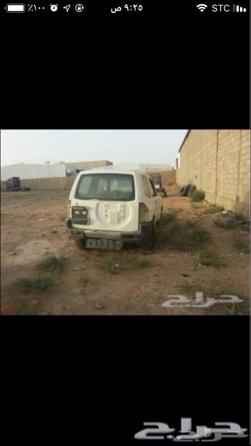 للبيع بدي باجيرو فقط بدون محركات
