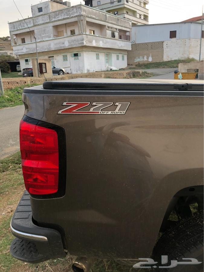 سلفرادو Z71 م2014